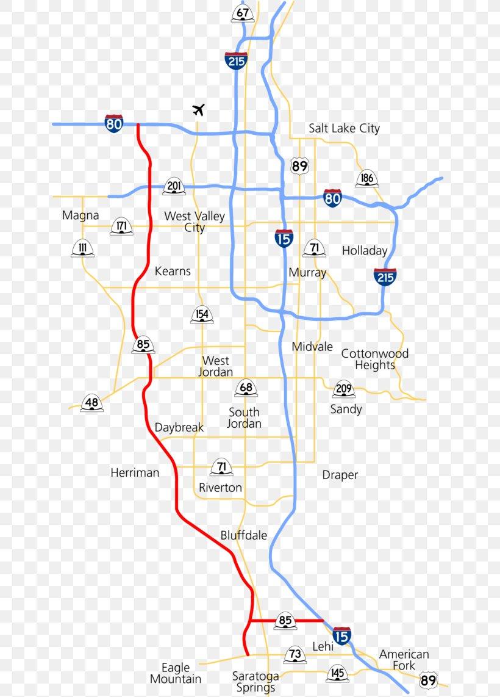 Mountain View Corridor Utah State Route 73 Lehi Utah State ...