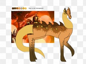 Horse - Horse Illustration Camel Cartoon Pack Animal PNG