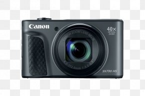 1080pBlack Point-and-shoot Camera Zoom Lens Canon PowerShot SX730 HS 20.3 MP Compact Digital Camera1080pSilverCamera - Canon PowerShot SX730 HS 20.3 MP Compact Digital Camera PNG