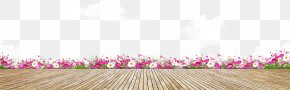 Wood Flowers Background Free Download - Floral Design Petal PNG