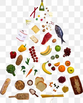 Food Cliparts Transparent - Food Pyramid Healthy Diet Clip Art PNG