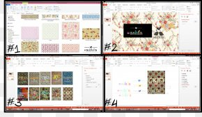 Bridesmaid Font - Computer Software Screenshot Picture Editor Image Editing Font PNG
