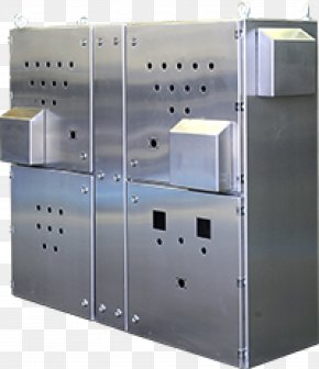 Electrical Enclosure Stainless Steel Manufacturing Machine PNG