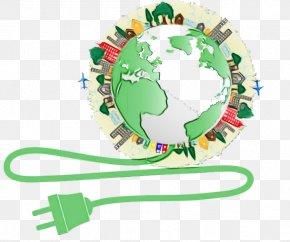 Logo Technology - Green World Technology Logo PNG