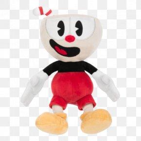 Stuffed - Cuphead Stuffed Animals & Cuddly Toys Plush Funko Amazon.com PNG