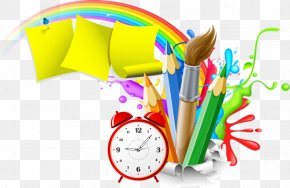 School - First Day Of School Clip Art PNG