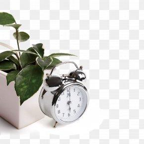Alarm Clock Display - Breakfast Morning High-definition Television Wallpaper PNG