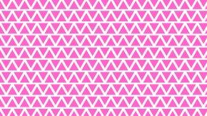 Pink Background - Desktop Wallpaper Free Pink Triangle Wallpaper PNG