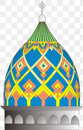 Design - Dian Al-Mahri Mosque Dome Jakarta PNG