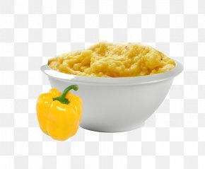 Cauliflower Cheese Baby Food - Potato Cartoon PNG