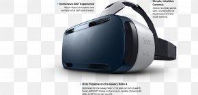 Samsung - Samsung Galaxy S5 Samsung Gear VR Virtual Reality Headset Oculus Rift Samsung Galaxy S6 PNG