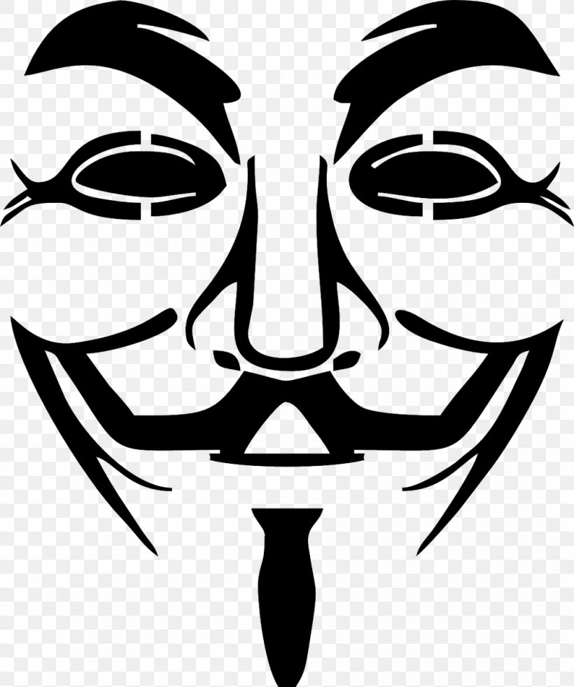 Guy Fawkes Mask Anonymous Clip Art, PNG, 1040x1246px, Guy Fawkes Mask, Anonymous, Art, Artwork, Autocad Dxf Download Free