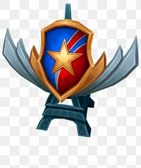Captain America Shield - League Of Legends Captain America United States Shield PNG