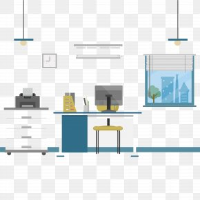Take Office - Office Interior Design Services Clip Art PNG