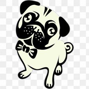 T-shirt - T-shirt Pug Hoodie Puppy PNG