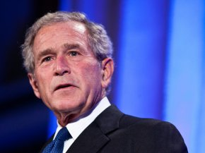 George Bush - George W. Bush Presidential Center President Of The United States Democratic Party PNG