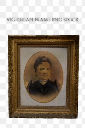 Picture Frames Art Photography Victorian Era PNG