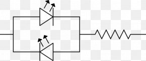 Schematic Diagram - Circuit Diagram Light Wiring Diagram Electrical Wires & Cable LED Circuit PNG
