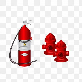 Fire Hose - Firefighting Fire Extinguisher Fire Hydrant PNG