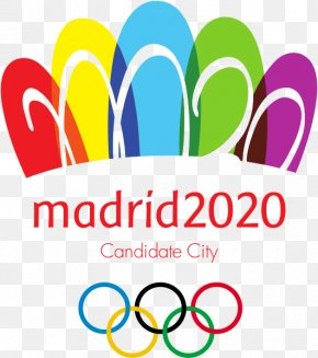 Bid Icon - Bids For The 2020 Summer Olympics Olympic Games Madrid Canoeing At The 2020 Summer Olympics PNG
