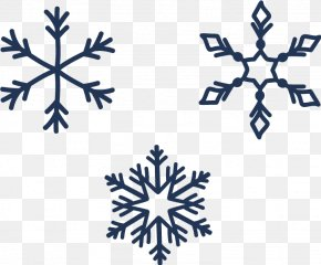 Free Snowflake - Vector Graphics Snowflake Illustration Royalty-free Stock Photography PNG