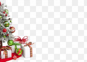 Christmas Gift Box - Christmas Tree Sausage Christmas Decoration Gift PNG