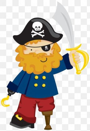 Free Cartoon Drawing Pirate Pull Material - Piracy Free Content Pirate Party Clip Art PNG