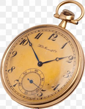 Clock Image - Clock Pocket Watch PNG