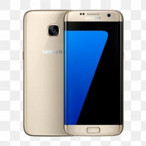 Samsung Galaxy S7 Edge Smartphone 4G LTE PNG