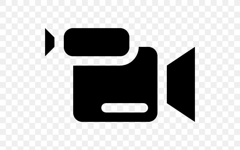 Movie Camera Video Camera Clip Art, PNG, 512x512px, Movie Camera, Black, Black And White, Brand, Clapperboard Download Free