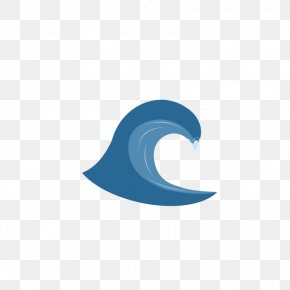 Wave Vector - Crescent Circle Wallpaper PNG