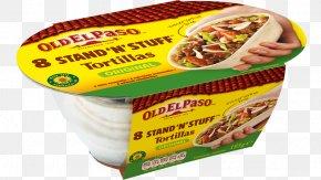 Taco Pie With Tortillas - Taco Mexican Cuisine Old El Paso Salsa Tortilla PNG