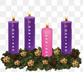 Corona - Calendar Of Saints Candle God Advent PNG