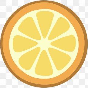 Orange Image Download - Orange Slice Lemon Clip Art PNG