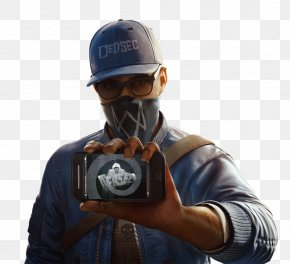 Watch Dogs - Watch Dogs 2 PlayStation 4 4K Resolution PNG
