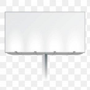 White Billboards - White Billboard PNG