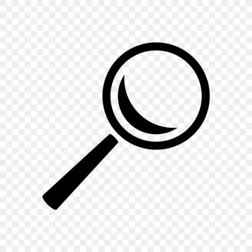 Clip Art Black White Png 1024x1024px Black White M Brand Magnifier Magnifying Glass Download Free