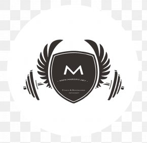 Fitness Centre Physical Fitness Logo Weight Training Personal Trainer PNG