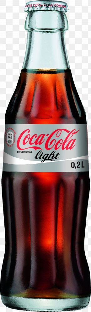 Coca Cola Bottle Image - Coca-Cola Soft Drink Diet Coke Bottle PNG