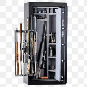 Stand For 30 Minutes - Gun Safe Firearm Handgun Pistol PNG