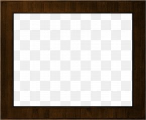 Brown Frame - Board Game Square, Inc. Pattern PNG