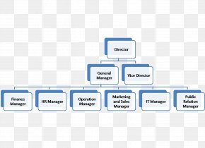 Organization Chart - Communication Diagram Organizational Chart Communication Channel PNG