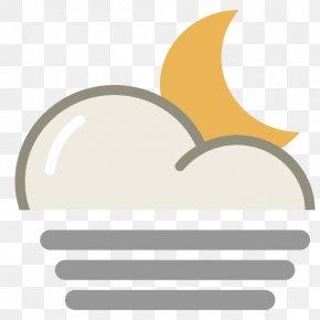 Fog Night - Symbol Font PNG