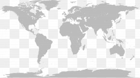 World Clipart - World Map Globe PNG