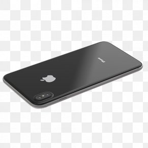 Black Apple Mobile - IPhone 8 IPhone X IPhone 7 Smartphone IPhone 6S PNG