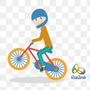 Bicycle Racing - 2016 Summer Olympics Opening Ceremony Athlete Sport PNG