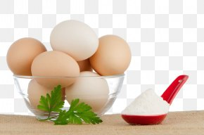 Egg Flour - Egg Chicken Flour Ingredient Powder PNG