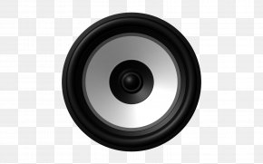 Audio Speakers - Loudspeaker Audio Signal PNG