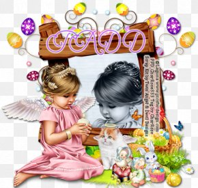 Easter - Easter Text Toddler PNG