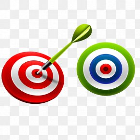 3D Darts And Target - Darts Bullseye Iconfinder Icon Design Icon PNG